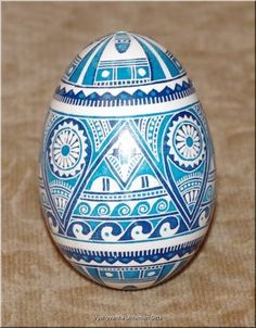 Real Ukrainian Pysanka GOOSE Egg Nice Quality Pysanky from Ukraine | eBay