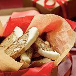 Gingerbread Biscotti Recipe   MyRecipes.com