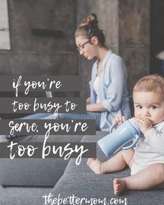 Have you been guilty of doing so much good that you are no good to anyone? Overwhelm and burnout are often the result of an overpacked schedule. Today, let's put off being busy so that we can serve the people we are called to most. NEW POST from @jessicasmarttblogger on the site! **link in profile** #busy #moms #motherhood #thebettermom