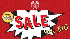 In-Store : Up to 75% #off sale.  Store : #TheBodyShop Scope : Entire Store Ends On : 07/09/17  Get more deals : http://www.geoqpons.com/The-Body-Shop-printable-coupons Get our Android mobile App: https://play.google.com/store/apps/details?id=com.mm.views Get our iOS mobile App: https://itunes.apple.com/us/app/geoqpons-local-coupons-discounts/id397729759?mt=8