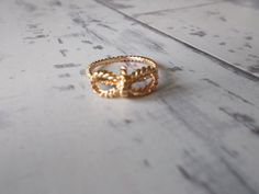 Twisted Bow Rings Best Friend Rings by BreakingHeartsJewels Bow Rings, Midi Rings, Best Friend Rings, Friendship Rings, Stacking Rings, Statement Rings, Gold Ring, Coupon Codes, Birthday Gifts