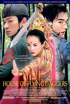 O clã das adagas voadoras (2003)