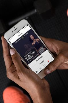 Make a daily effort to keep your resolution with the new Nike+ Training Club app. Challenge your friends to take on the 12-minute Tabata Toned workout.