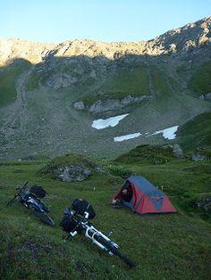 Free camping in Switzerland - Más allá de las cumbres BLOG