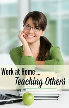 Love helping others? Find out how to work from home teaching and instructing individuals.