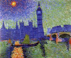 Histoire de l'art - Les mouvements dans la peinture - Le fauvisme