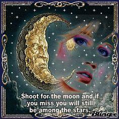 the moon/challenge