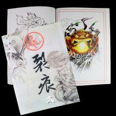 New Tattoo Books A4
