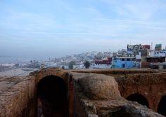 Vistas de #Larache desde la #Kasba. Una pena que esté tan deteriorada... #Marruecosmehizoami #Morroco #Africa #igersmarruecos #travelmarruecos #travelmorocco #lovemorroco #lovemarruecos
