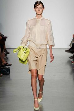 Reed Krakoff Spring 2014 Ready-to-Wear Collection Slideshow on Style.com#1