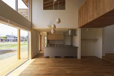 House Matsumoto Soyano by MTKarchitects   Photo @ Yuko Tada  modern wooden interior design http://www.woodz.co/house-matsumoto-soyano/
