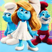 Take a look at the Smurfs event on #zulily today!