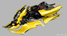 concept ships: Concept spaceship art by Luke Mancini Spaceship Art, Spaceship Concept, Concept Ships, Armor Concept, Concept Cars, Hover Car, Hover Bike, Futuristic Motorcycle, Futuristic Cars