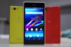 Sony at CES 2014: PlayStation Now, Xperia Z1 Compact, and futuristic interfaces