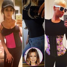 waist trainer snooki khloe kardashian You know what?! Is this officially in?