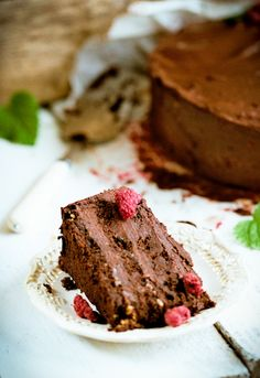 Chocolate Cake-page is in Polish, make sure to click the translate button! :)