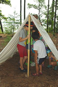 Best tent camping in Virginia can be found at Virginia State Parks