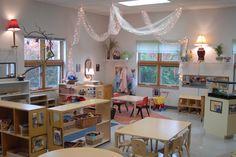 Reggio-inspired Preschool Classroom | Our Classrooms | Preschool of the Arts