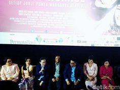 Film 'Pinky Promise' Kisah Empat Sahabat Relawan Pejuang Kanker - Detikcom