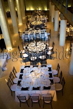 Black & Whiteblack and white reception wedding flowers wedding decor wedding flower centerpiece wedding flower arrangement add pic source on comme Wedding Table Layouts, Reception Layout, Reception Table, Wedding Receptions, Wedding Mandap, Wedding Flower Arrangements, Table Arrangements, Flower Centerpieces, Centerpiece Wedding