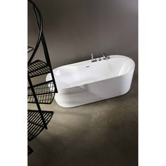 The Urban Freestanding Bath 1780X840X580Mm is part of our Baths range at Robertson Bathware. Find out more.