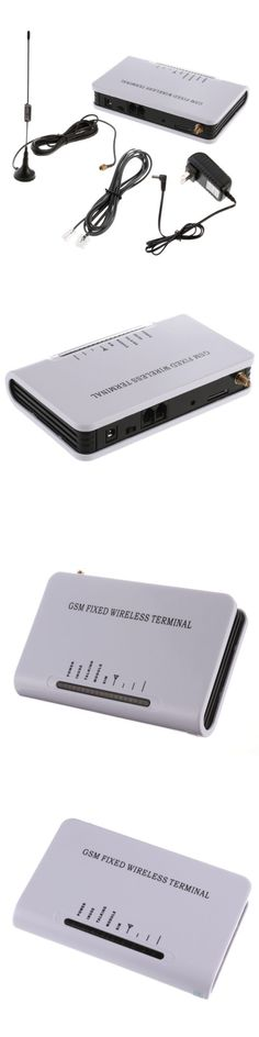 Other Home Telephones: Fixed Wireless Terminal Fwt Phone Sim Quad Band Gsm 850 1900 900 1800Mhz Gateway -> BUY IT NOW ONLY: $45.9 on eBay!