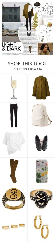 """Music: Fox Amoore – Gone"" by azaliya ❤ liked on Polyvore featuring BarLuxe, Simon Miller, Uma Wang, Red Herring, Isabel Marant, Yeah Bunny, STELLA McCARTNEY, Foundrae, Loren Stewart and Argento Vivo"