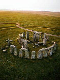 Stonehenge, England, United Kingdom.