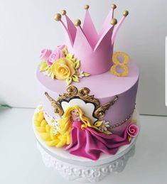Este posibil ca imaginea să conţină: 1 persoană Rapunzel Torte, Bolo Rapunzel, Rapunzel Birthday Cake, Twin Birthday Cakes, Rapunzel Cake Ideas, Princess Birthday, Aurora Cake, Birtday Cake, Girly Cakes
