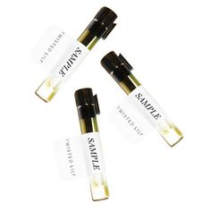 Sample Set for the sublime Slumberhouse fragrance line at Twisted Lily.    Priced extremely well, and worth every penny.  Men, you owe it to yourself to try this set.