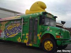 Bethlehem, Pa..Just Born Factory where the Easter Peeps are made