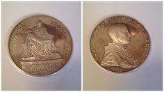 Medaglia Vaticano PAVLVS VI PONTIFEX MAXIMVS ANNO II