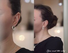 Char & the city -blog, Efva Attling Twosome -earrings