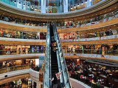 Travel Guide to Hong Kong Shopping Mall