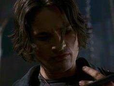 Warren Christie, Luther, emo vampire on Supernatural Warren Christie, Luther, Dean, Supernatural, Occult