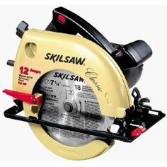 SKIL 5275-05 12 Amp 7-1/4-Inch Circular Saw with Carbide Blade (Tools & Home Improvement)  http://macaronflavors.com/amazonimage.php?p=B0000302RM  B0000302RM