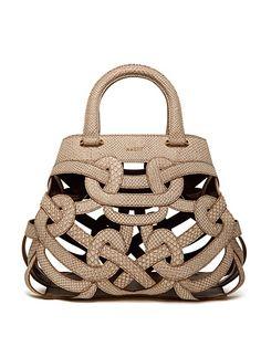 ebc11ae8566e Bally - Beige Women s Accessories - 2013 Spring-Summe Bally Bag