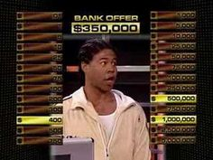 Want a good chuckle?   Deal or No Deal pardody. MAdTV