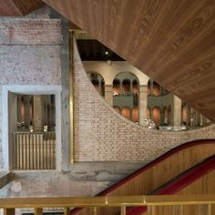 OMA . Fondaco dei Tedeschi . Venice  (6)