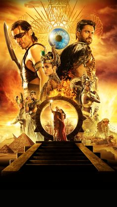 Gods of Egypt | Official Movie Site | In Theaters February 26, 2016 -- Check. It. OUT!