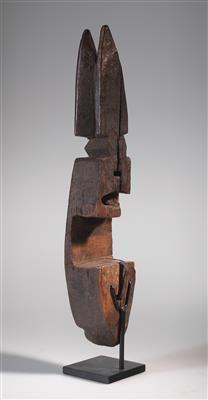 A Dogon Lock, Mali, Wood. - Tribal Art 2018/12/04 - Realized price: EUR 625 - Dorotheum