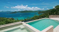 'Villa Lantano' Magnificent North Shore views over Peter Bay to Jost Van Dyke from this spacious home in Upper Peter Bay.