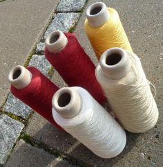 Pure silk..