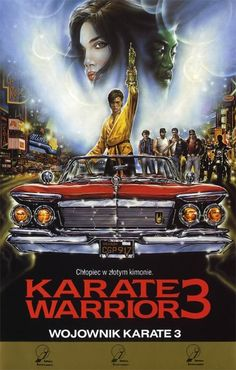 Karate Warrior 3 (1991)