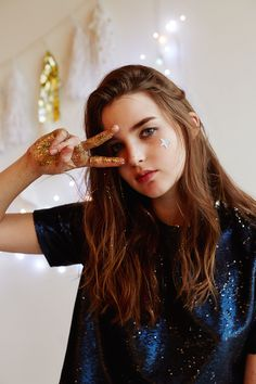 Urban Outfitters - Blog - Tips + Tricks: Party Beauty
