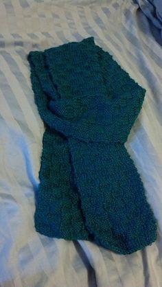 Ravelry: SaveTheGreyhounds' Winter basket scarf