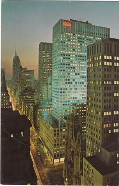 The Top of the Sixes in the Sixties- New York,New York