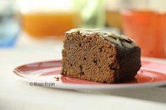 My luscious Black Treacle Cake recipe - Food Styling Maya Oryan - Photography Serge Oryan Follow me on instagram @oryanmaya