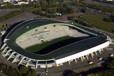 Centre sportif José Arribas,  La Jonelière.  Stadium of Nantes in France