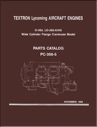 Fortunato ferdinando sicuro fortunatoferdin on pinterest lycoming o 360 lo 360 a1h6 wide cylinder flange models aircraft engine sciox Image collections